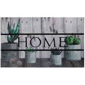 Χαλάκια πόρτας  Ecomat - Home cactus