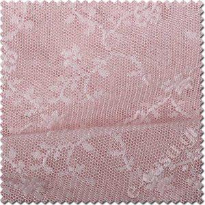 Δαντέλα Σειρά 5437 ροζ