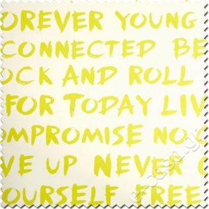 Σειρά My Style - Letters Yellow