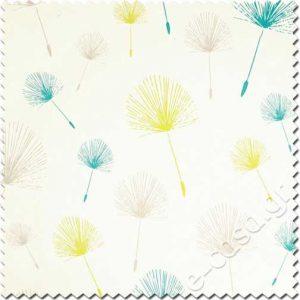 Σειρά My Style - Flowers Turquoise