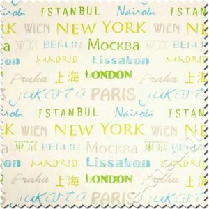 Σειρά My Style - Cities Turquise