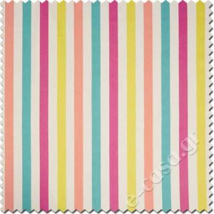 Σειρά My Style - Stripes Pink