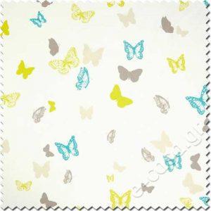 Σειρά My Style - Butterflies Turquoise