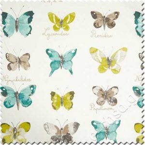 Σειρά My Style - Butterflies Turquoise2