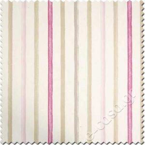 Σειρά My Style - Stripes Pink Beige