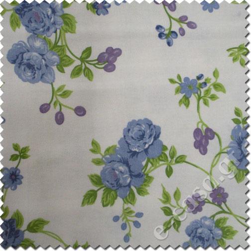 Σειρά Levanta Blue big flower