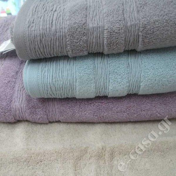 Πετσέτες Egeria - Μονόχρωμη