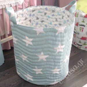 Τσάντα - Καλάθι απλύτων - αποθήκευσης