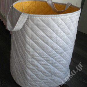 Τσάντα - Καλάθι απλύτων - αποθήκευσης Pretty Pois