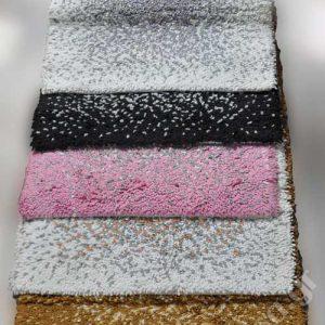Βαμβακερά χαλάκια μπάνιου Multicolor 02