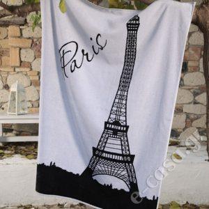 Πετσέτες θαλάσσης Animal Palamaiki - Paris