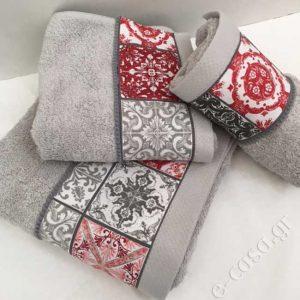 Σετ 3 τεμ. πετσέτες Chic Collection