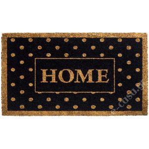 Χαλάκια πόρτας  Ruco Glitter - Home dots gold