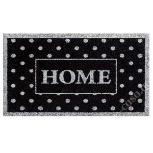 Χαλάκια πόρτας  Ruco Glitter - Home dots silver