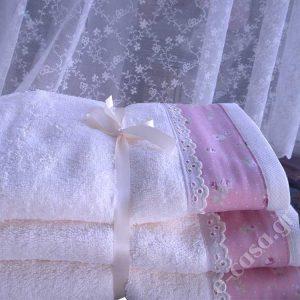Σετ 3 τεμ. πετσέτες Country Chic (150)