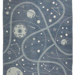 Βαμβακερό χαλάκι - Little Galaxy