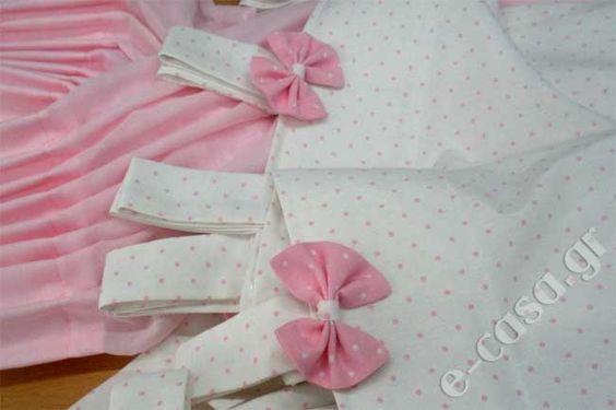 Δωμάτιο σε ροζ αποχρώσεις