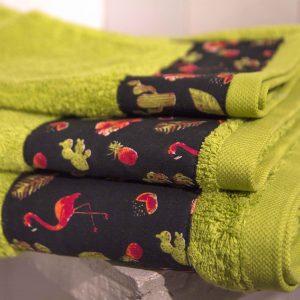 Xειροποιητες πετσετες flamenco