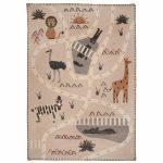 Βαμβακερό χαλάκι - Little Savannah