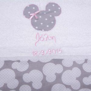 Προσωποποιημένες Πετσέτες Minnie