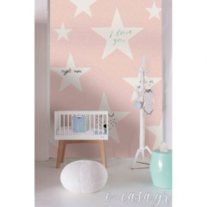 Πόστερ αστεράκι , Big Star ροζ-σομον