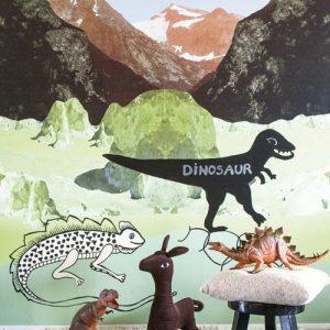 Παιδικό πόστερ Dinosaur