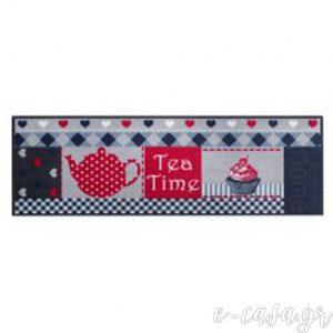 Χαλάκια κουζίνας 611 Tea Time