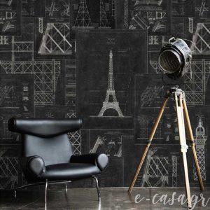 Ταπετσαρία Grand Eiffel - Mind the Gap ( 3 χρώματα )