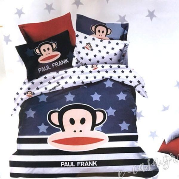 Παιδικό Κουβερλι μονό Paul Frank