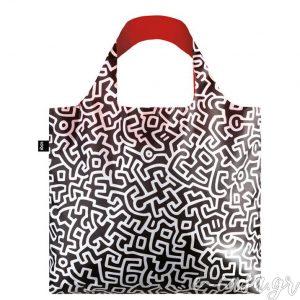 Τσάντα για ψώνια LOQI- Keith Haring Untitled bag