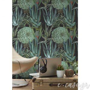 Ταπετσαρία Succulentus - Mind the Gap (2 χρώματα)