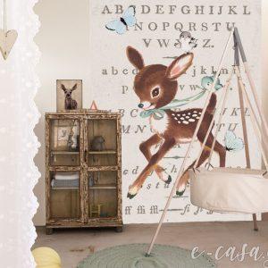 Παιδικό πόστερ Bambi Ελαφάκι