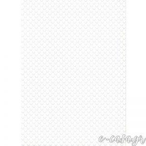 Παιδική Ταπετσαρία με Panda (μινιατούρες) λευκό-γκρι