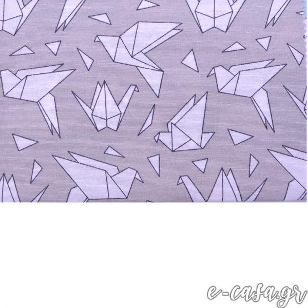 Σειρά Origami οριγκάμι γκρι-μπεζ