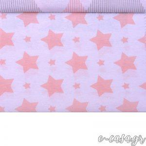 Σειρά Origami αστεράκια ροζ
