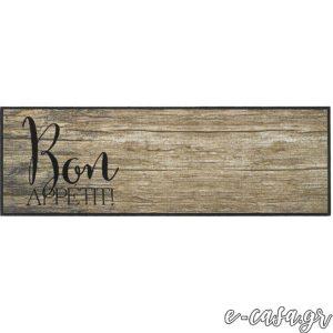 Χαλάκια κουζίνας 510 Wood Bon Appetit