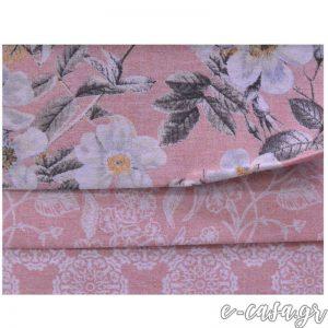 φλοραλ σειρα μανώλια σε ροζ αποχρωση