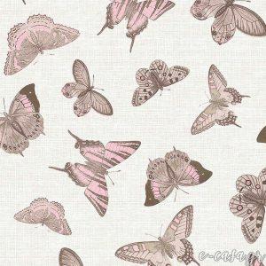 Σειρά Feather - Ροζ Πεταλούδες