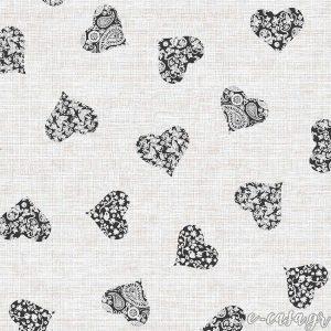 Σειρά Forest Καρδιές - Γκρι