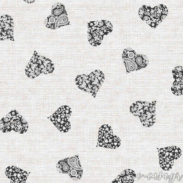 Σειρά Forest Καρδιές -Γκρι