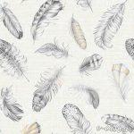 Σειρά Feather - Κίτρινα Πούπουλα