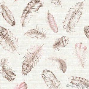 Σειρά Feather - Ροζ Πούπουλα
