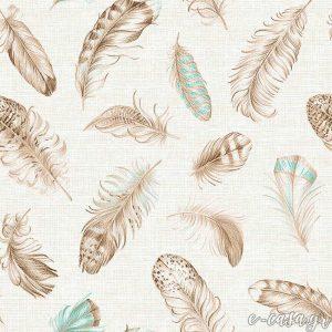 Σειρά Feather -Μπλε Πούπουλα