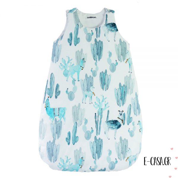 Υπνόσακος ( sleeping bag ) Lama turquoise