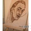 Διακοσμητικό τοίχου Salvador Dali