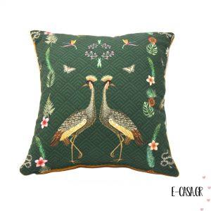 Μαξιλαράκι Peacock - Green