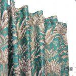 Έτοιμες κουρτίνες Tropical Emerald
