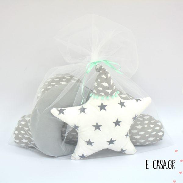 Newborn Δωράκι Γκρί