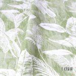 Ύφασμα για κουρτίνες Sebu Verde 5-2243