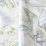 Ύφασμα για κουρτίνες Papua Verde 5-2244